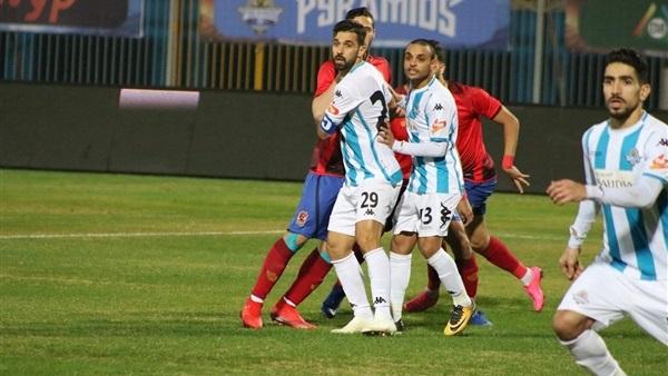 تعليق عبد الله السعيد بعد فوز بيراميدز على الأهلي