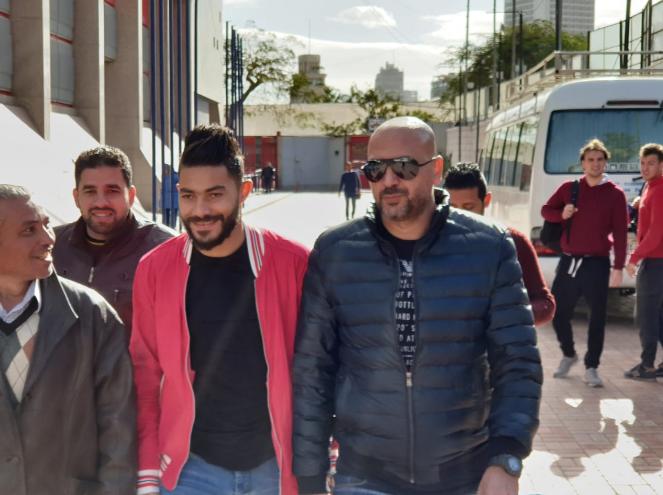 تعليق ياسر إبراهيم بعد انتقاله إلى الأهلي