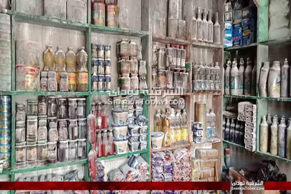 هائل في محل بالشيخ زكري بأبوحماد9