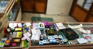 ضبط أدوية مخدرة ومنتهية الصلاحية بصيدليات الشرقية