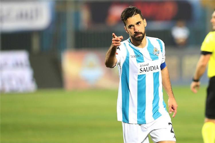 عبد الله السعيد ينتصر على الأهلي