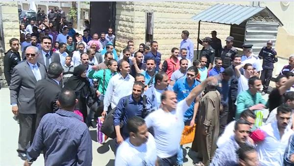 عفو رئاسي جديد عن المساجين بمناسبة عيد الشرطة و25 يناير