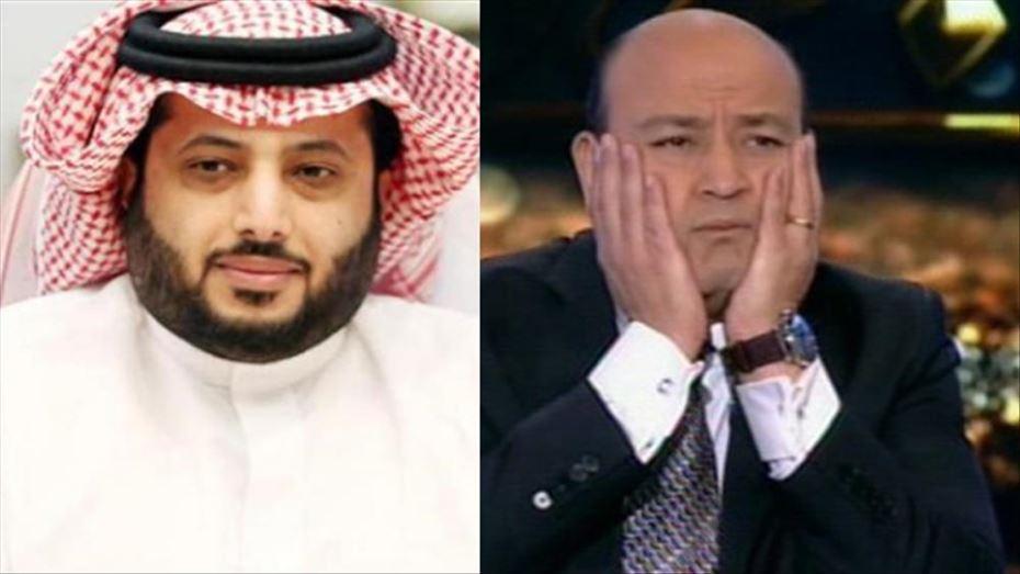 عمرو أديب يرد على تركي آل الشيخ بسب الزمالك