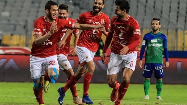 فرص الأهلي في الدوري رغم فارق النقاط مع بيراميدز والزمالك