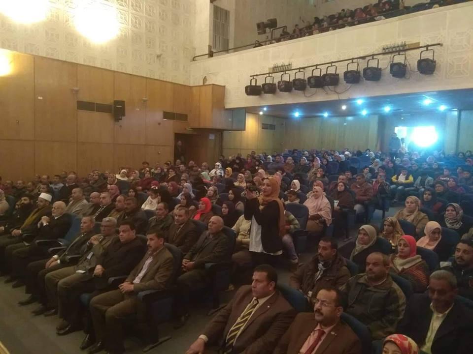 فرقة الشرقية للفنون الشعبية بمعرض الكتاب بالقاهرة
