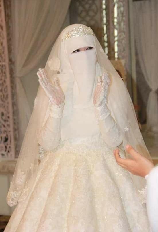 f3f2fefbcc27c فساتين زفاف 2019 للمنتقبات