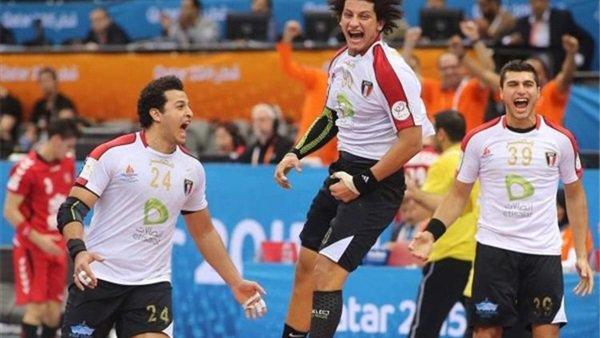 تهزم مصر 28 23 في كأس العالم لليد
