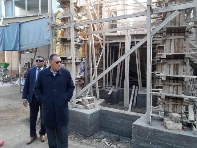 الشرقية يقيل رئيس الوحدة المحلية بقرية الجديدة بمنيا القمح3