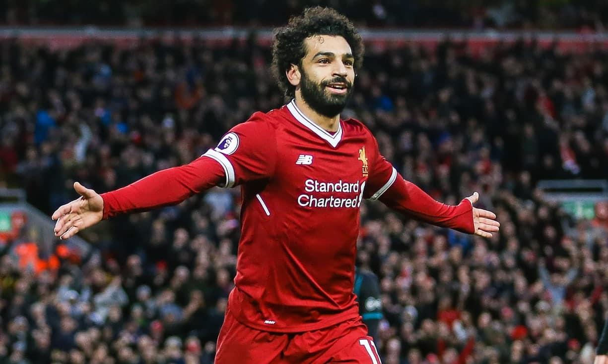 محمد صلاح يفوز بجائزة لاعب الشهر في ليفربول