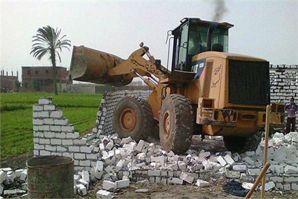 ننشر غرامات التصالح في مخالفات البناء على الأرض الزراعية
