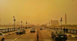 الأرصاد تحذر المواطنين من عاصفة ترابية غدًا