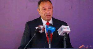 محمود الخطيب رئيس مجلس إدارة الأهلي
