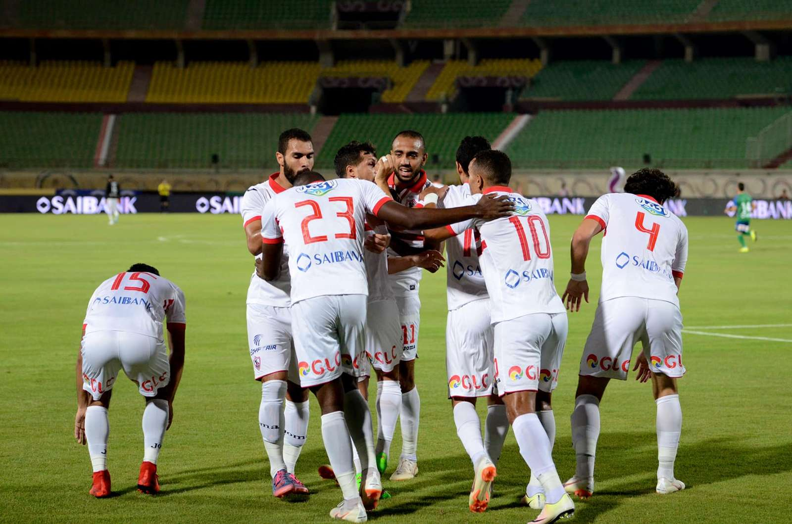 الزمالك يتربع على صدارة الدوري بعد الفوز على إنبي