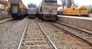 السكة الحديد تعدل مواعيد 13 قطارا أول مارس