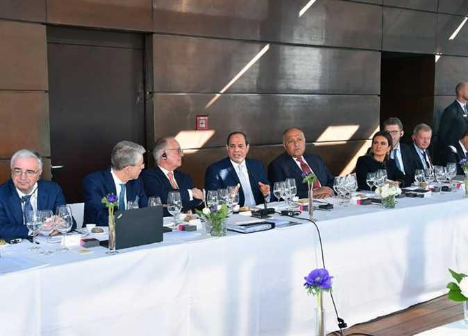 السيسي يحرج رئيس مؤتمر ميونخ