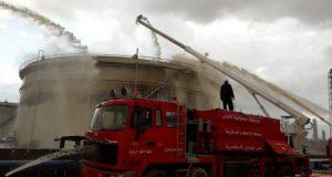 السيطرة على حريق بمحطة رفع مياه شرق المنصورة