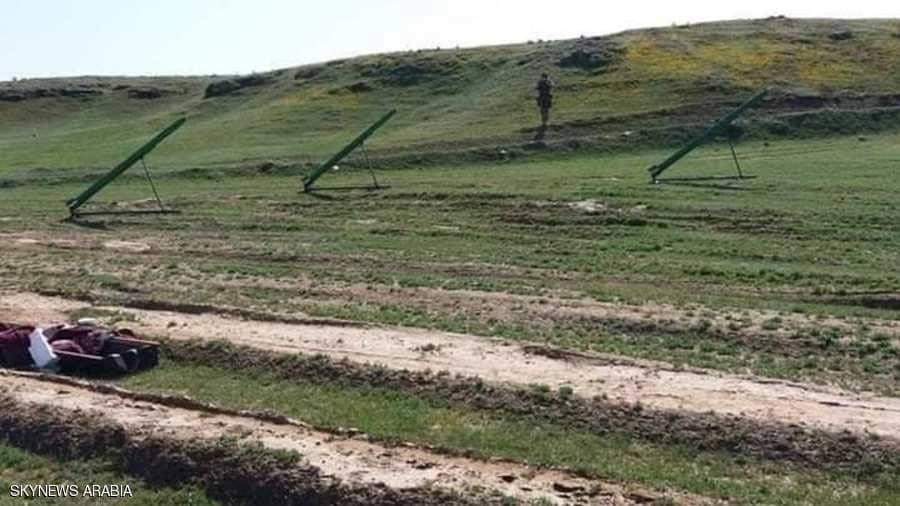 العراق يضبط صواريخ إيرانية موجهة ضد قاعدة أميركية