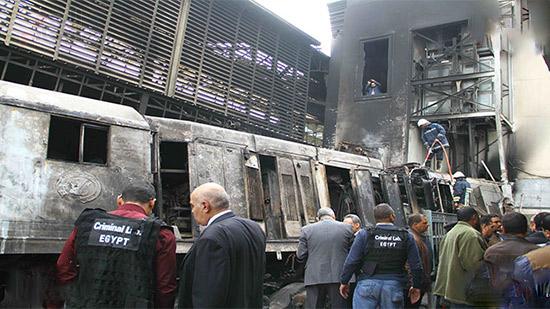 النائب العام يكشف نتائج تحقيقات حادث قطار محطة مصر