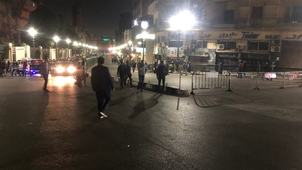 انتحاري فجر نفسه خلف الجامع الأزهر