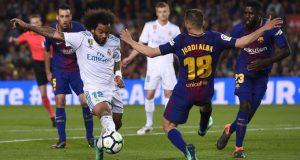 بث مباشر ريال مدريد وبرشلونة في كأس ملك أسبانيا