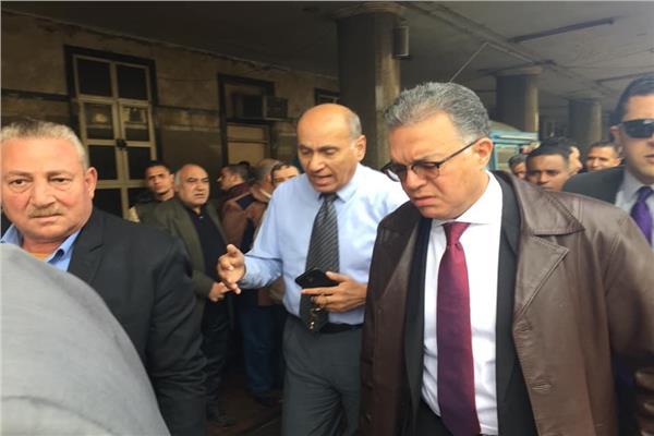 بلاغ للنائب العام للقبض على وزير النقل المستقيل