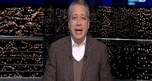 تامر أمين يعلق على خلع الفنانات للحجاب
