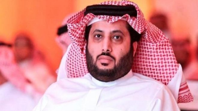 تركى آل الشيخ يكشف عن هدية تلقاها من هيئة الترفيه السعودية
