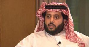 تركي آل الشيخ يفتح النار على حكم مباراة الأهلي