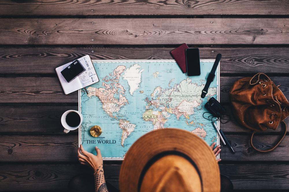 تطبيقاتلاكتشاف الأماكن التي يمكنك زيارتها في أي مدينة جديدة   الشرقية توداي