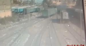 تعرف على سبب حادث قطار محطة مصر