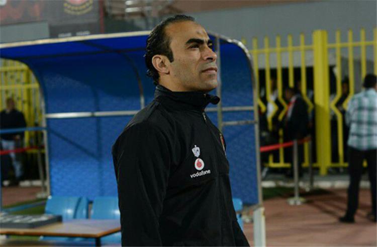 تعليق ناري من سيد عبد الحفيظ بعد طرده في مباراة الأهلي والجونة