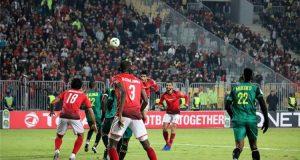 حقيقة نقل مباراة الأهلي وفيتا كلوب بدوري أبطال أفريقيا