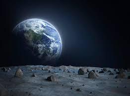 درجة حرارة سطح القمر