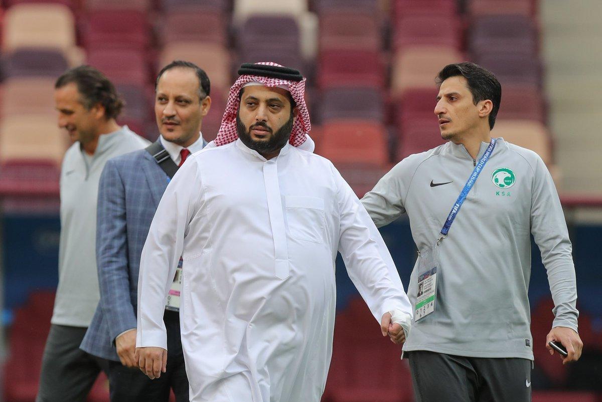 رئيس نادي الهلال يستجيب لطلب تركي آل الشيخ