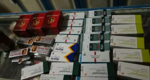 ضبط أدوية مخدرة ومنشطات مهربة بصيدليات بالشرقية