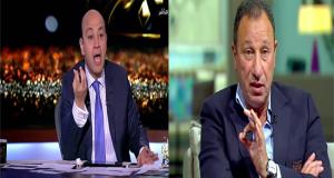 عمرو أديب عن متحدث الأهلي