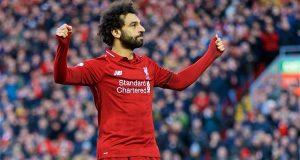 محمد صلاح يقود ليفربول لصدارة الدوري الإنجليزي