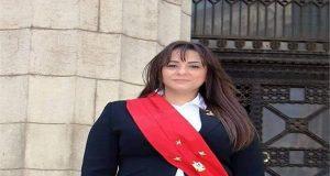 نجلة المستشار هشام بركات توجه رسالة هامة للمصريين