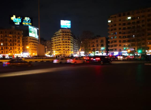 هدوء بميدان التحرير بعد تداول شائعات مظاهرات اعتراضا على حادث محطة مصر