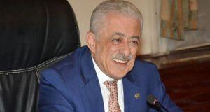 وزير التعليم يكشف طريقة امتحان غير الحاصلين على التابلت