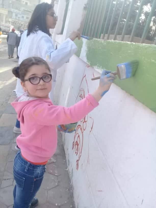 حملة تنطلق من فاقوس هتغير شكل شوارع مصر