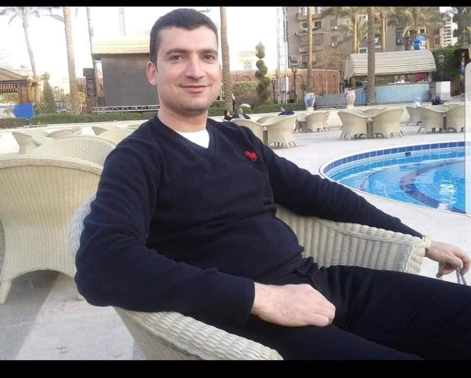 وفاة المقدم مجدي عبدالسلام ابن الشرقية في حادث سير