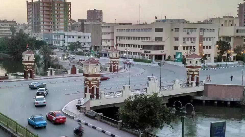 أسماء الشوارع التي سيتم طلاء عقارتها بلون موحد بالزقازيق