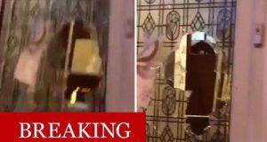 الاعتداء على 3 مساجد في بريطانيا