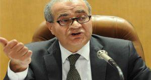 وزير التموين الدكتور علي المصيلحي