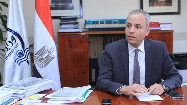 استقالة نائب وزير النقل لشئون السكة الحديد والمترو