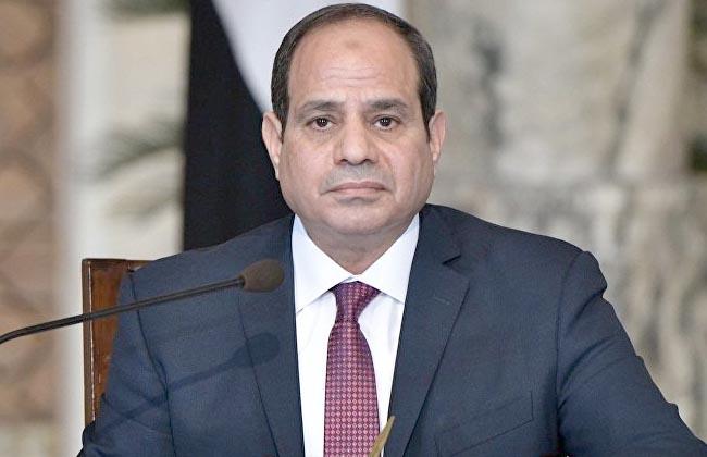 السيسي يستقبل رئيس وزراء العراق