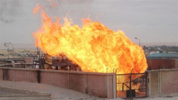 انفجار خط أنابيب للغاز بإيران ومصرع 5 أشخاص