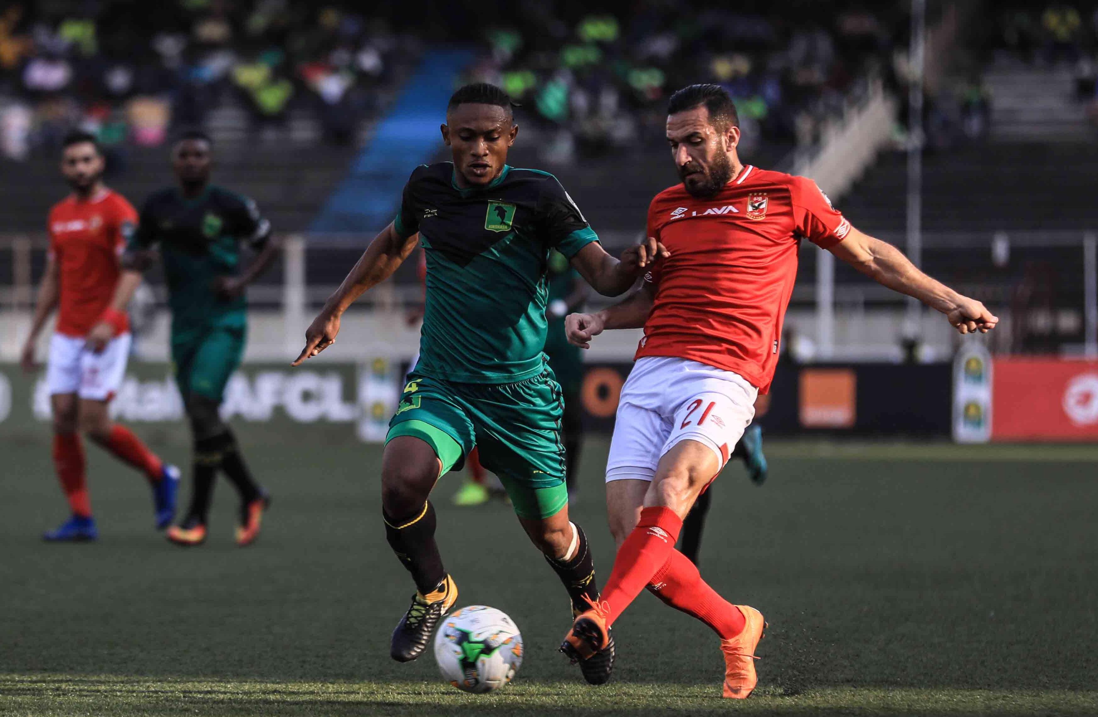 ترتيب مجموعة الأهلي بدوري أبطال إفريقيا بعد فوز شبيبة الساورة