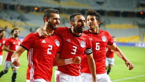 تشكيل منتخب مصر أمام نيجيريا